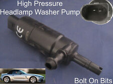 Headlamp/Headlight Washer Spray Cleaning Pump BMW Z4 2003 to 2008 Coupe Roadster