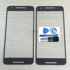Front Outer Lens Glass Screen For LG Google Nexus 5X H790 H791 H798 High quality