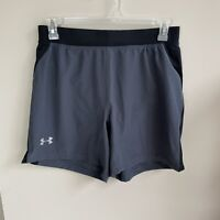 """Under Armour Men's Size Large ThreadBorne 7"""" Inseam Fitted Style Athletic Shorts"""