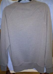 Mens Lotto Life's Crew Neck WindCheater Size: Medium  Colour Grey, New With Tags