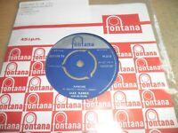 "Max Harris Group Pancho b/w Jumbo's Jump 7"" Vinyl Single 1961 fontana H.318"