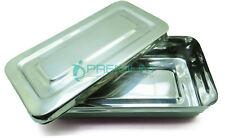 "Dental Instruments Sterilization Box 8"" x 4"" Surgical Sterilizing Instruments"