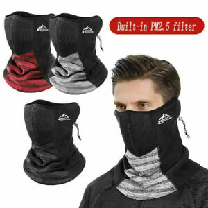 Winter-Warm Face Cover Thicken Magic Outdoor Cycling Antisweat Neck-Windproof