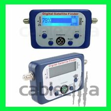 Satellite Finder,Digital Signal Strength Meter FTA DIRECTV Dish alignment COMPAS