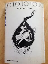 IO IO IO Magazine   Alchemy Issue   Enlarged Edition IO/4  Paperback