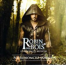CD audio.../...ROBIN DES BOIS.../...LE SPECTACLE MUSICAL......