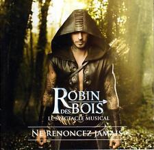 CD audio.../...ROBIN DES BOIS.../...LE SPECTACLE MUSICAL......