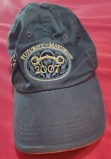 Futurity Maturity 2007 AHASC Hat Cap Adjustable One Size Fits Most