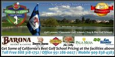 1 Day Stay and Play Golf School in San Diego, California