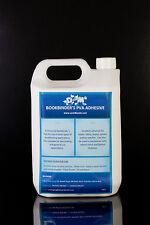 BOOKBINDER'S PVA ADHESIVE 5kg bottle bookbinding and repair glue (box making)