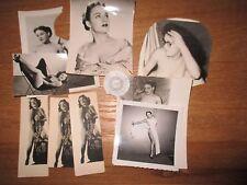 Lot 9 Lou Mixon Nude Petite Burlesque Dancer Stripper Strip Tease Small Photos
