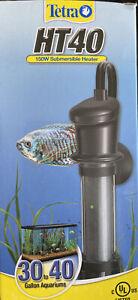 Tetra HT40 Submersible Aquarium Heater  150 WATT