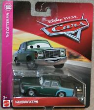Disney Pixar Cars Diecast VANDON KERR The Cotter Pin