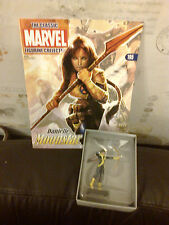 CLASSIC MARVEL FIGURINE COLLECTION 195 DANIELLE MOONSTAR FIGURE BOXED WITH MAG