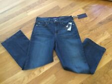 NYDJ  Not Your Daughter Jeans  Sofia Flare Ankle Atlanta Wash  Size 6
