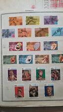 Grenada -90 timbres neufs et oblitérés