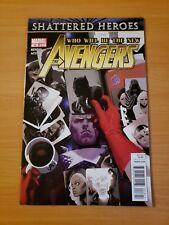 Avengers #19 ~ NEAR MINT NM ~ (2011, Marvel Comics)