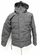 CANADA GOOSE Black Maitland Parka 4550M Duck Down Feather Coat L  - S15