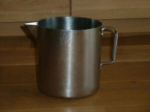 Riesiger alter Gastro WMF hoher Milchtopf - Deko - Eyecatcher - 5 l - Selten