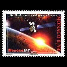 Monaco 2015 - Satellite MonacoSat Space Planet Technology - MNH