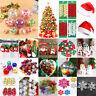 Christmas Party Ornaments Snowman Snowflake Hanging Balls Bauble Xmas Tree Decor
