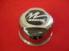 """MODERN Custom Wheel Center Cap Chrome Finish L1515091M 5 1/2"""" outside the lip"""