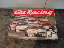 Carrera Car Racing 40300 Autorennbahn 1980er Jahre Rarität Komplettset getestet