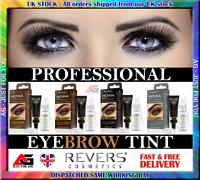 HENNA EYEBROW EYELASH TINT Professional Brow Kit Dye Cream 15 Applications 15ml