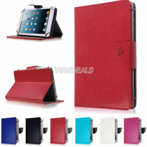 Universal PU Leather Stand Flip Folio Folding Case Cover For Onn 7 inch Tablet