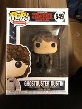 Funko Pop Stranger Things  #549 Ghostbuster Dustin