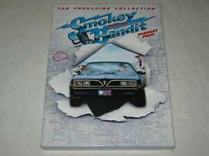 Smokey And The Bandit - Franchise Collection Pursuit Pack - Region 1 - VGC - DVD