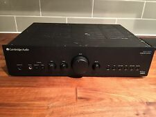 Cambridge AUDIO AZUR 540A AMPLIFICATORE STEREO INTEGRATO BLACK AMPLIFICATORE HIFI ma separatamente