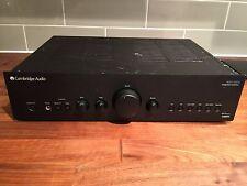 Cambridge Audio Azur 540A Stereo Integrated Amplifier Black amp hifi seperate