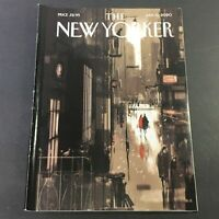 The New Yorker January 6 2020 - Full Magazine Theme Cover Pascal Campion