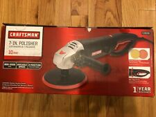 Craftsman 7 Inch 10 Amp Buffer / Polisher