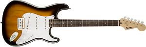 Fender Squier Bullet Stratocaster Chitarra Elettrica Brown Sunburst