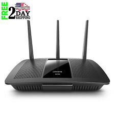 Linksys MAX-STREAM AC1750 Next Gen AC MU-MIMO Smart Wi-Fi Router EA7400 Wireless