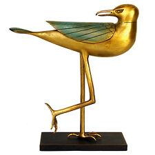 """PAUL WUNDERLICH - Original Bronzeskulptur """"MÖWE"""""""