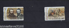 AUSTRALIA 2010 G/U NH S/A BURKE & WILLS SET OF 2