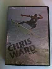 The Chris Ward Project Surf Surfing Surfer Dvd New!