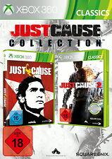 X360 / Xbox 360 Spiel - Just Cause Collection (USK18) (mit OVP)