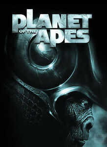 Planet of the Apes (DVD, 2007, 2-Disc Set) Mark Wahlberg