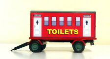CORGI CODE 3 CHIPPERFIELDS CIRCUS TOILET BLOCK TRAILER VERY NICE MODEL