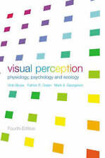 Visual Perception: Physiology, Psychology and Ecology-ExLibrary