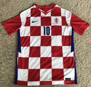 Authentic Croatia Womens Home jersey shirt top soccer football 2020-2021 Nike XL