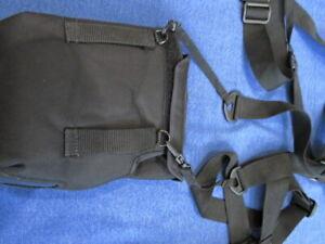 Shoulder case for Zebra  P4T Portable Thermal Barcode Printer