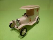 GUISVAL 12 CITROEN 1923 AMBULANCIA -  AMBULANCE - WHITE 1:43? - GOOD CONDITION