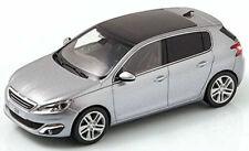 NOREV 1/43 Peugeot 308 (2013) avec Toit Panoramique - Métallique (473808)