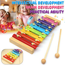 Wooden Musical Xylophone Piano Instrument Education Development Gifts Toys Kids