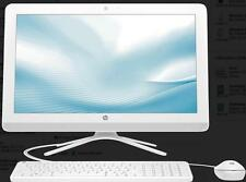 "HP 22-b037ng All-in-One PC Weiss 21,5""54,6cm*1TB HDD*4GB RAM*Intel Full HD* NEU*"